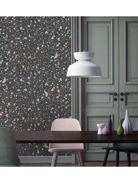 Granite - rouleau 3ml - Gris