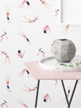 Les nageuses - My Little Paris X PaperMint