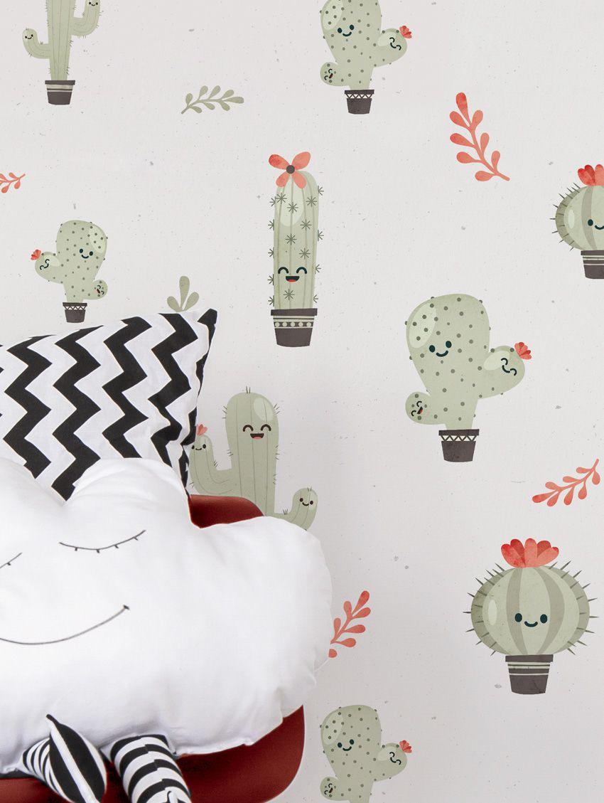 papermint x vainui de castelbajac les cactus. Black Bedroom Furniture Sets. Home Design Ideas