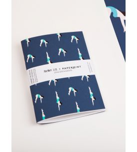 Lot de 5 Cartes postales - Cosmos