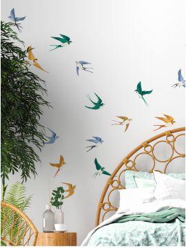 Swallow - 5 sheets