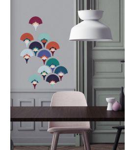 Blossom - Grands Stickers