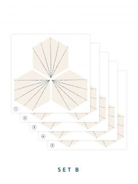 Tiles - Beige / Blue