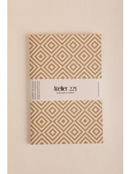 Lot de 2 Carnets - Nordique