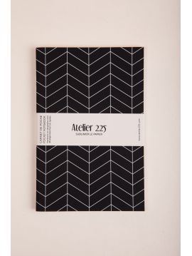 Lot de 2 Carnets - Graphique