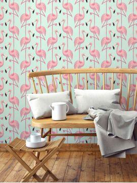 Flamingo Pink-Mint - rouleau 10ml