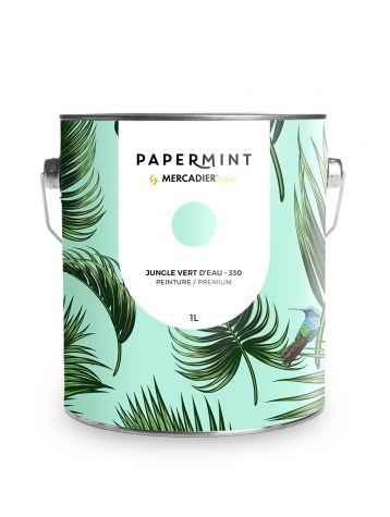 Paint - Jungle Vert d'eau