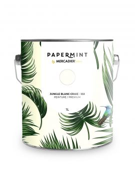 Peinture - Jungle Blanc Craie