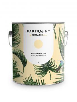 Peinture - Jungle Sable