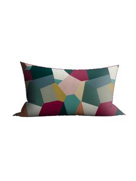 Éclat multicolor - Coussin 50 x 30cm BP