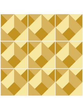 Cielda mosaic - 9 sheets