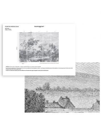 Lewis Wallpanel - sample