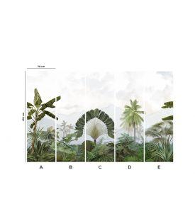 Fresque Amazonia