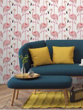 Flamingo mint - rouleau 10ml
