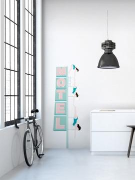 Le plongeon / Collection Typographie