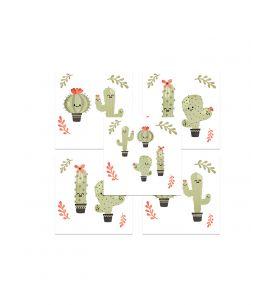 Musa mosaic - Set of 9 sheets BP