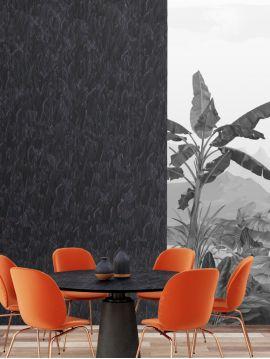 Amazonia, Grisaille - 1 lé A de L. 78 x H.300cm - WallDecor semi-satiné lavable