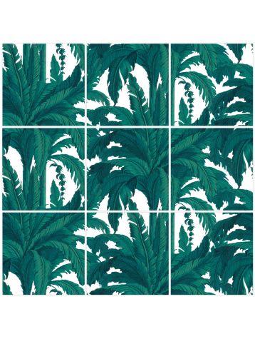 Musa mosaic - 9 sheets