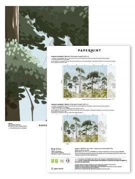 Matsu Fresque - échantillon