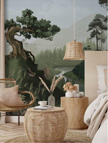 Fresque Yanagi