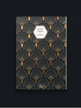 Grand carnet - 1925 gris anthracite