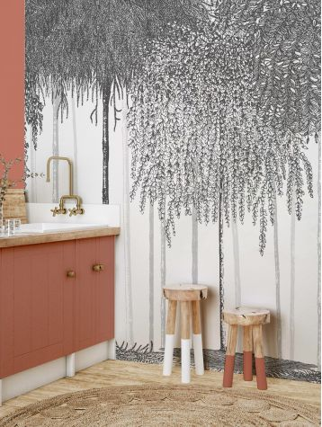Wallpanel Woods
