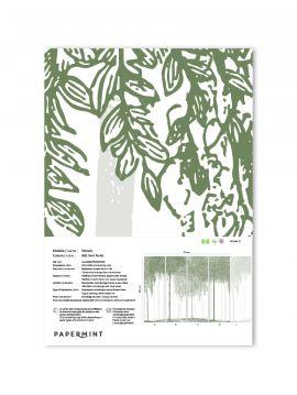 Woods Fresque - échantillon