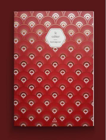 Cahier - Han'i rouge