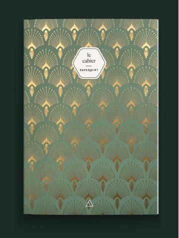Workbook - 1925 vert clair