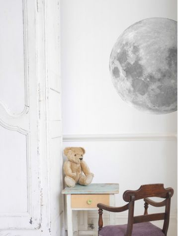 Lune - Large sticker