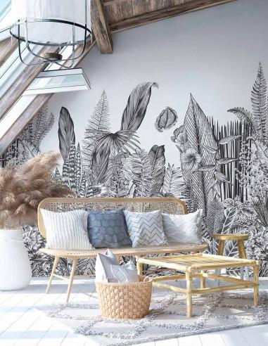 Botanic - Fresque