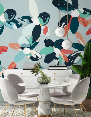 Blossom - Fresque