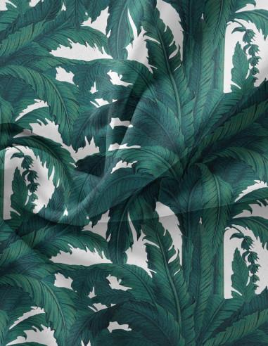 Musa Blanc - Linear meter fabric