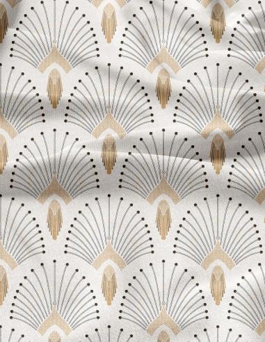1925 Beige - Linear meter fabric