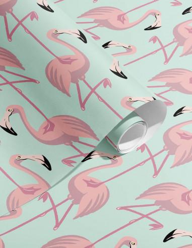 Flamingo - rouleau 10ml