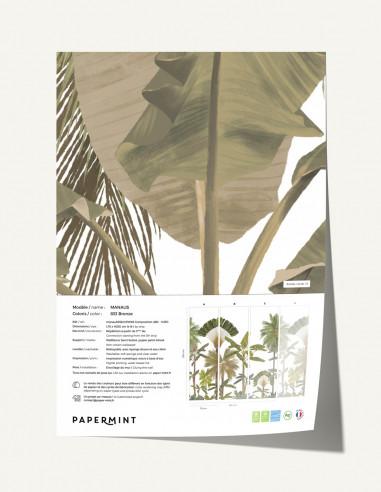 Manaus Wallpanel - sample