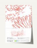 Wallpanel Fleurs d'Antan