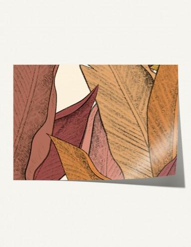 Leaf - Échantillon