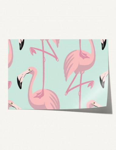 Flamingo Gamme Atelier - sample