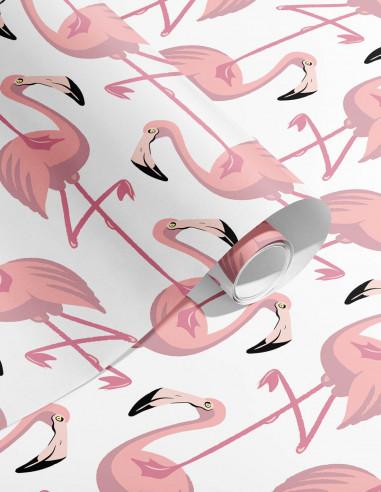Flamingo - roll 9m
