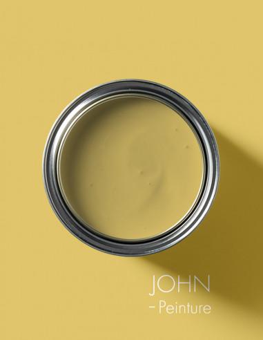 Peinture - John
