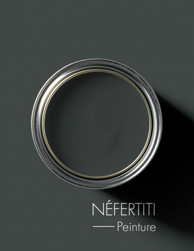 Peinture - Nefertiti