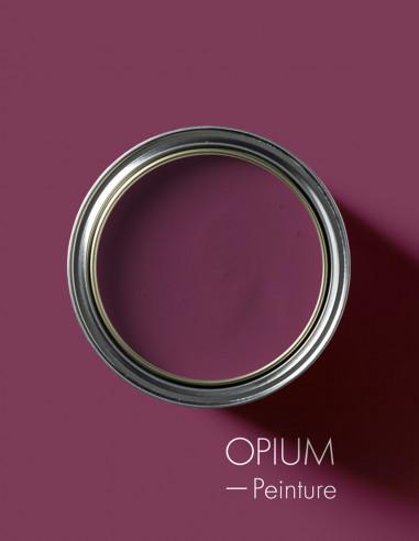 Peinture - Opium