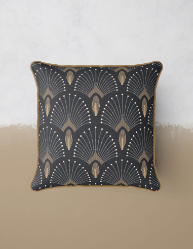 1925 Gris anthracite  - Coussin