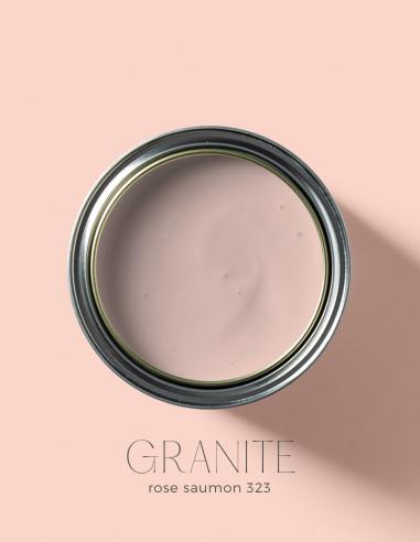 Paint - Granite Rose saumon - 323