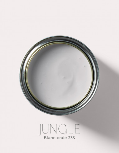 Peinture - Jungle Blanc Craie - 333