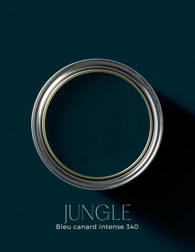 Peinture - Jungle Bleu intense - 340