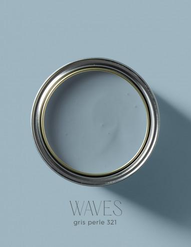Paint - Waves Gris perles - 321