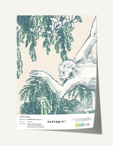 Monkey - Échantillon