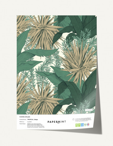 Tropical Gamme Atelier - sample